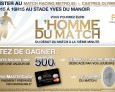 RM 92 vs CO - Elisez l'homme du match PCS Mastercard