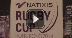 Conf�rence Natixis Rugby Cup - Hong Kong 2014