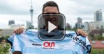 Signature de Dan Carter - Le making-of !
