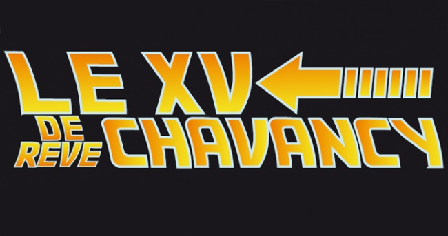 Le XV de r�ve d'Henry Chavancy