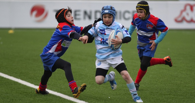EDR Colombes - U11 - Des �quipes en devenir