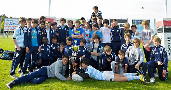 EDR Colombes - U15 - Une m�t�o favorable